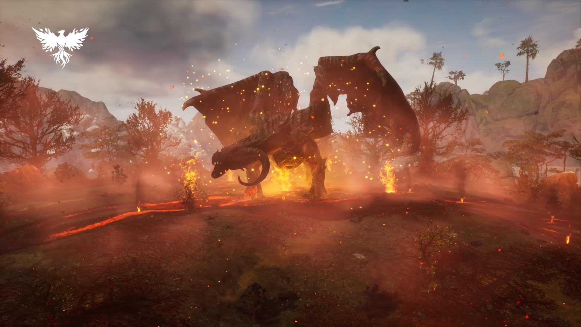Alpha 1: all dragons loots